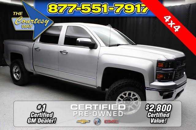 Chevrolet Silverado 2015 $34000.00 incacar.com