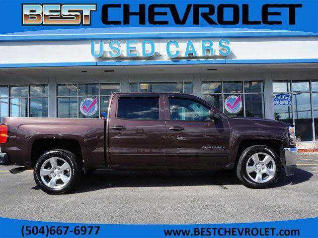 Chevrolet Silverado 2016 $26722.00 incacar.com
