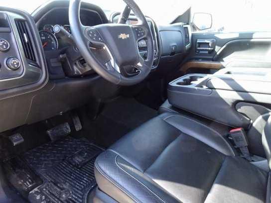 Chevrolet Silverado 2016 $35990.00 incacar.com