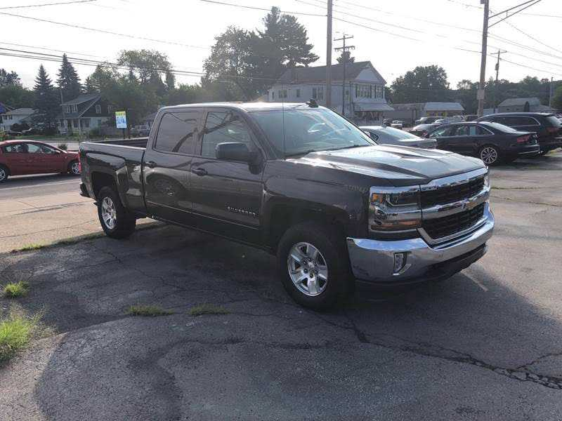 Chevrolet Silverado 2016 $24995.00 incacar.com