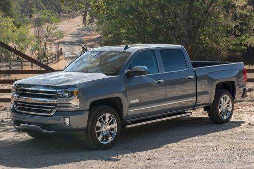 Chevrolet Silverado 2016 $39381.00 incacar.com