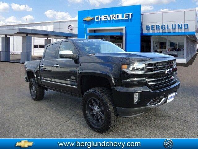 Chevrolet Silverado 2017 $58070.00 incacar.com