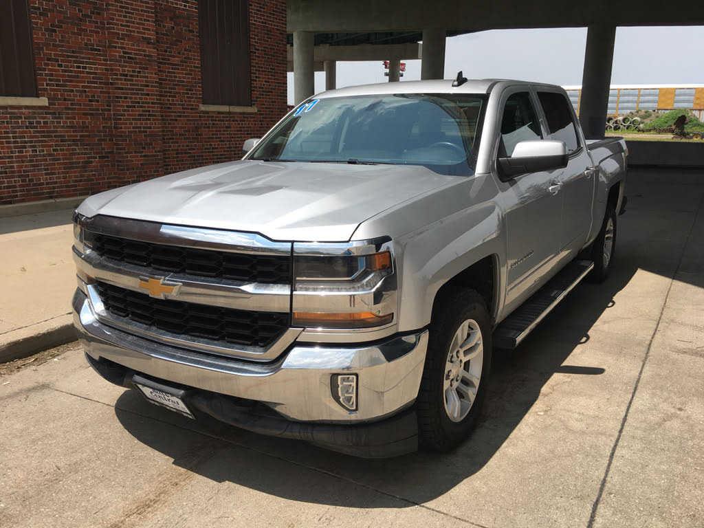 Chevrolet Silverado 2017 $25950.00 incacar.com