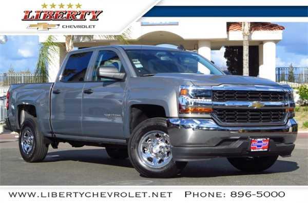 Chevrolet Silverado 2017 $44285.00 incacar.com