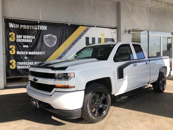Chevrolet Silverado 2017 $31880.00 incacar.com