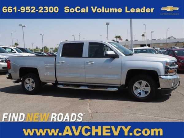 Chevrolet Silverado 2018 $34743.00 incacar.com
