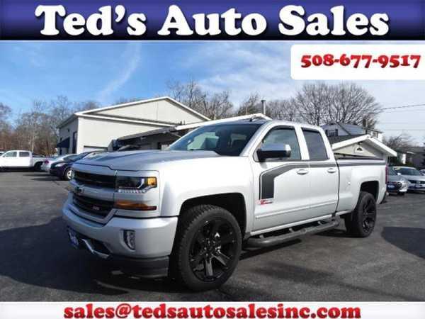 Chevrolet Silverado 2018 $34988.00 incacar.com