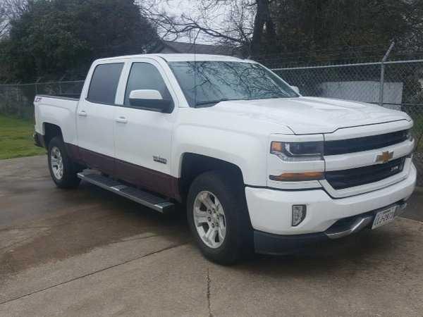 Chevrolet Silverado 2018 $37422.00 incacar.com