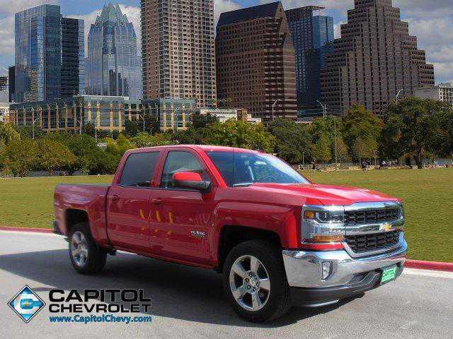 Chevrolet Silverado 2018 $37705.00 incacar.com