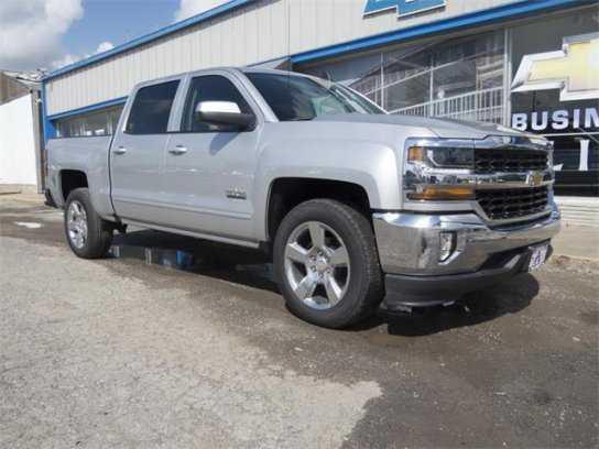 Chevrolet Silverado 2018 $35274.00 incacar.com
