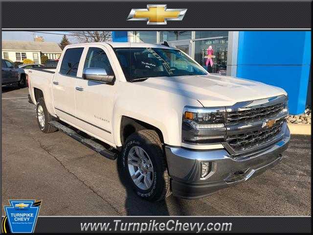 Chevrolet Silverado 2018 $55860.00 incacar.com