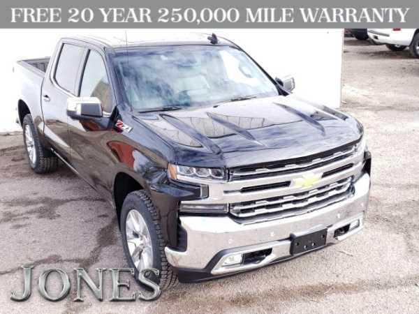 Chevrolet Silverado 2019 $50683.00 incacar.com