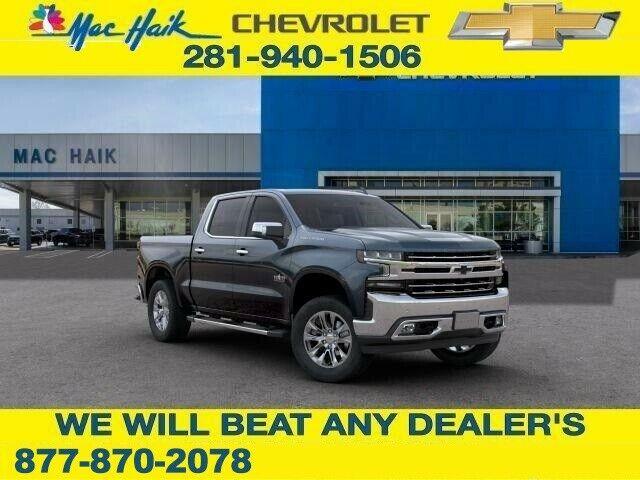 Chevrolet Silverado 2019 $45820.00 incacar.com