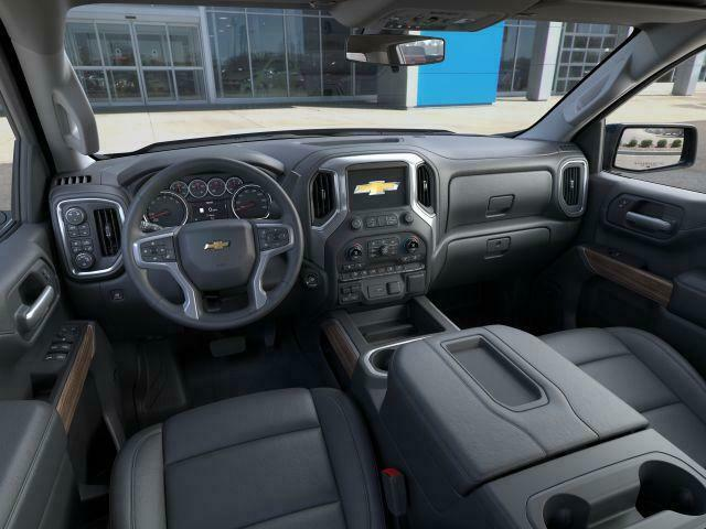 Chevrolet Silverado 2019 $55465.00 incacar.com