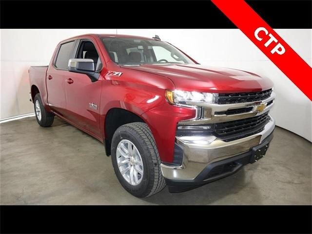 Chevrolet Silverado 2019 $47245.00 incacar.com