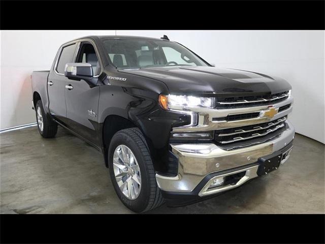 Chevrolet Silverado 2019 $47155.00 incacar.com