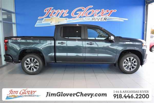 Chevrolet Silverado 2019 $45246.00 incacar.com