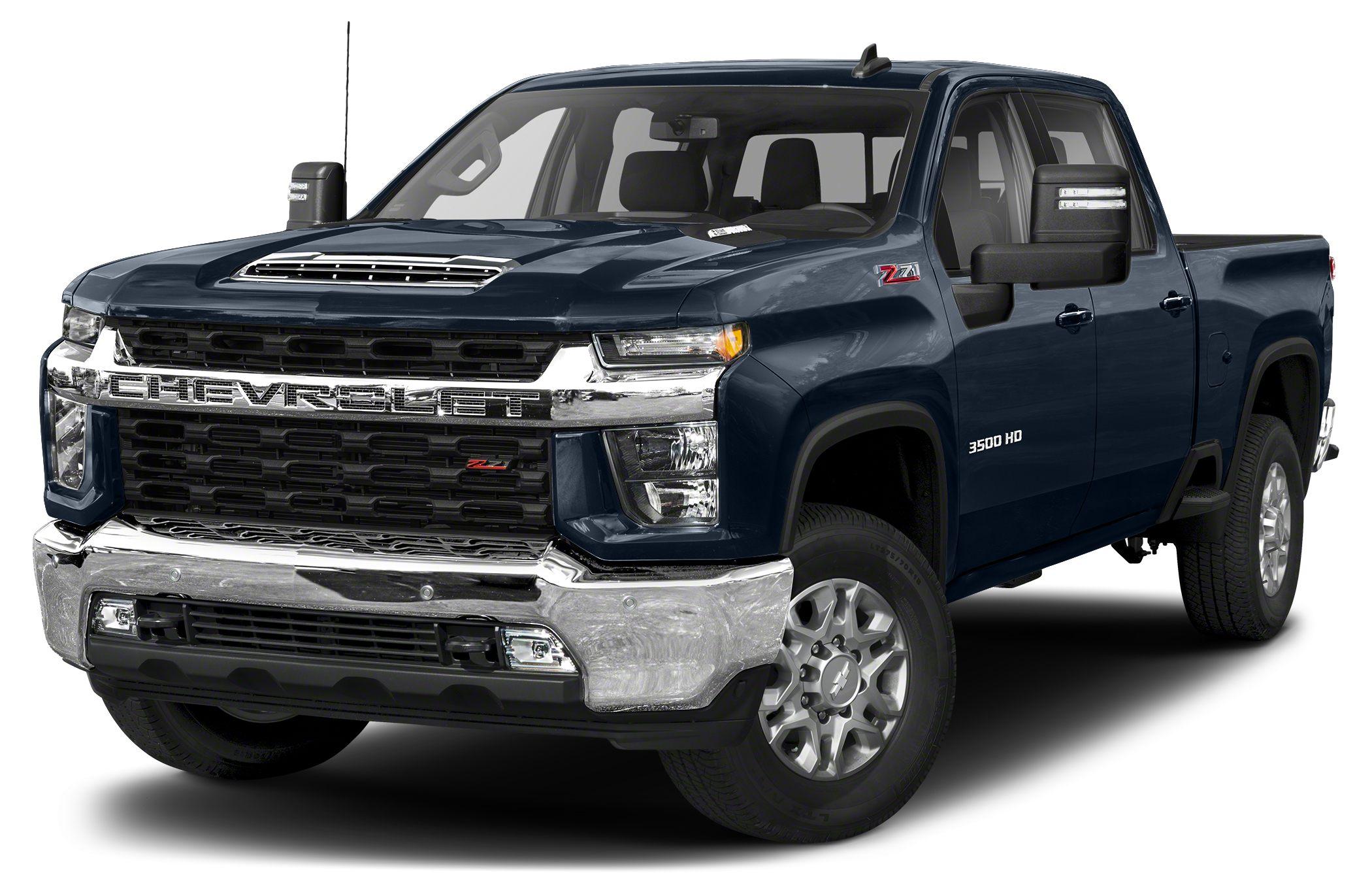 2021 Chevrolet Silverado 3500 LTZ