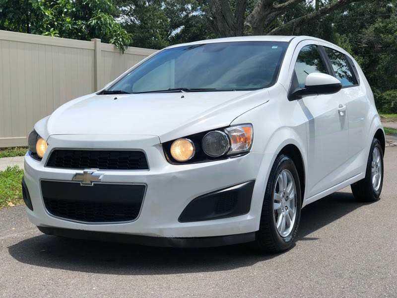 Chevrolet Sonic 2012 $4995.00 incacar.com