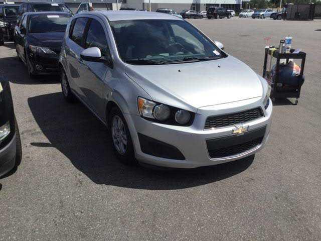used Chevrolet Sonic 2012 vin: 1G1JA6SH8C4143937