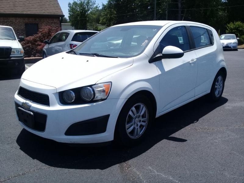 Chevrolet Sonic 2012 $3985.00 incacar.com