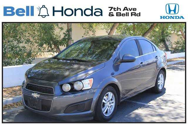Chevrolet Sonic 2012 $5900.00 incacar.com