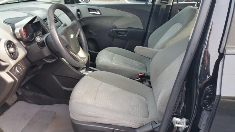 used Chevrolet Sonic 2012 vin: 1G1JA5SH2C4146181