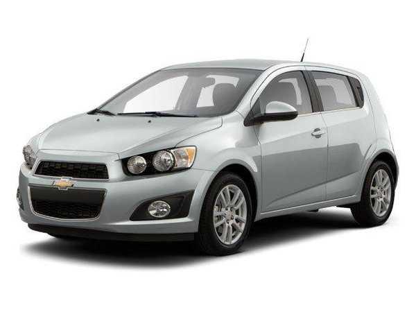 Chevrolet Sonic 2012 $2500.00 incacar.com