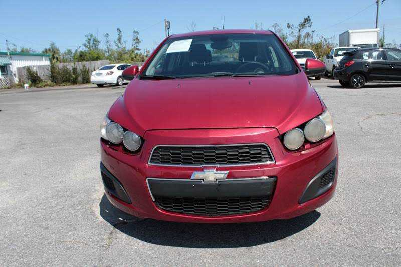 Chevrolet Sonic 2012 $4499.00 incacar.com