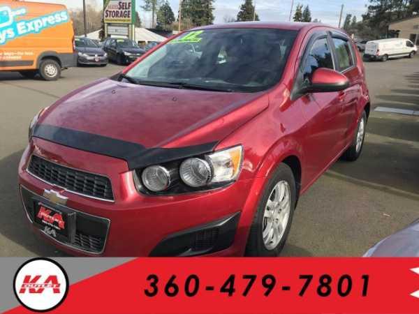 Chevrolet Sonic 2012 $4697.00 incacar.com