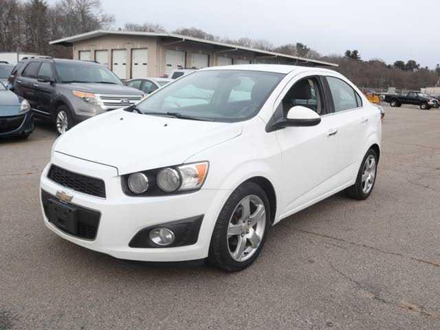 Chevrolet Sonic 2012 $3995.00 incacar.com