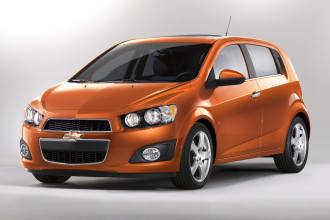 Chevrolet Sonic 2012 $6990.00 incacar.com