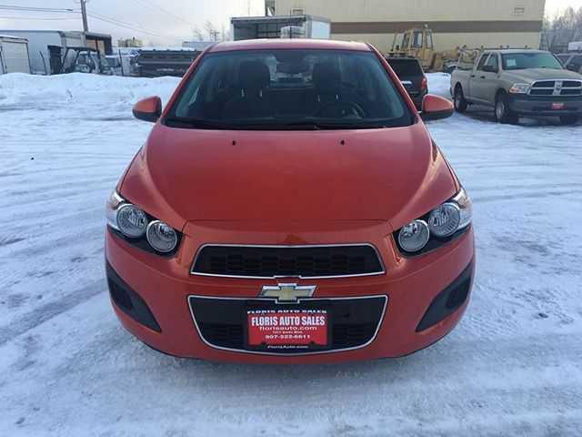 Chevrolet Sonic 2012 $6300.00 incacar.com
