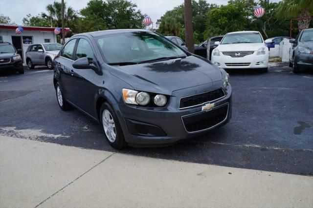Chevrolet Sonic 2013 $4995.00 incacar.com