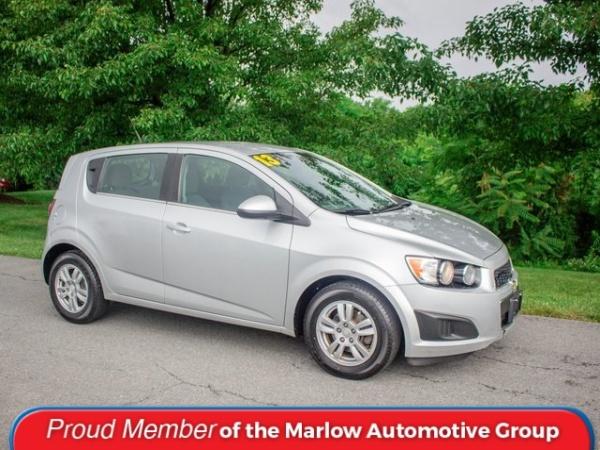 Chevrolet Sonic 2013 $4800.00 incacar.com