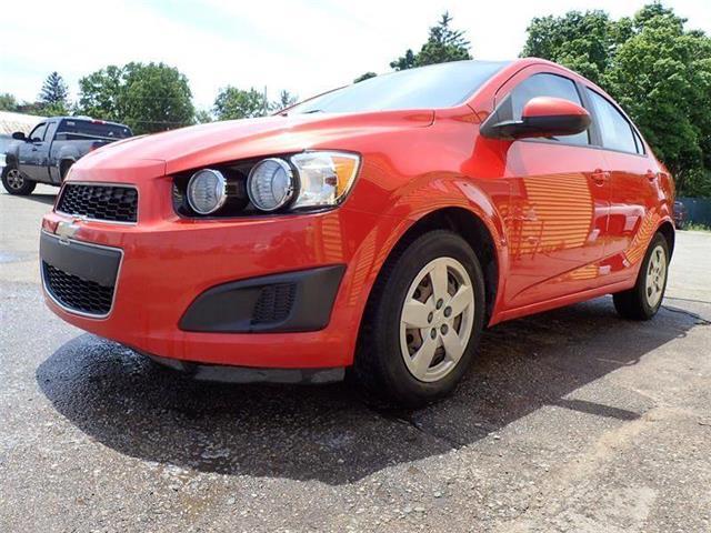 Chevrolet Sonic 2013 $5995.00 incacar.com