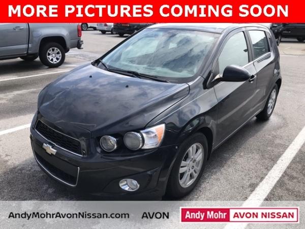 Chevrolet Sonic 2013 $4900.00 incacar.com