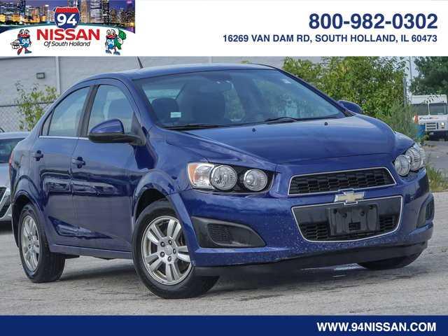 Chevrolet Sonic 2013 $2499.00 incacar.com