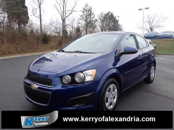 Chevrolet Sonic 2013 $4616.00 incacar.com