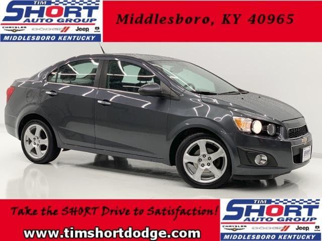 Chevrolet Sonic 2013 $4000.00 incacar.com
