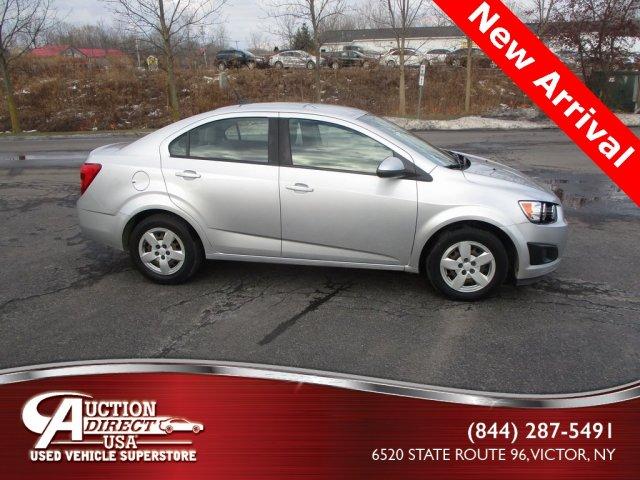 Chevrolet Sonic 2013 $6937.00 incacar.com