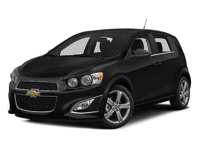 Chevrolet Sonic 2013 $12991.00 incacar.com