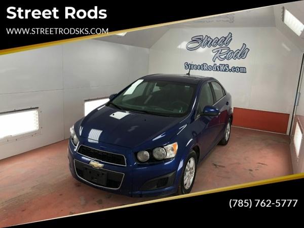 Chevrolet Sonic 2013 $4950.00 incacar.com