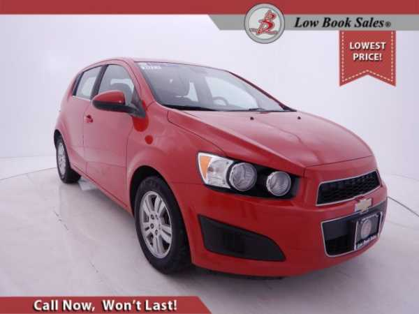 Chevrolet Sonic 2013 $4466.00 incacar.com