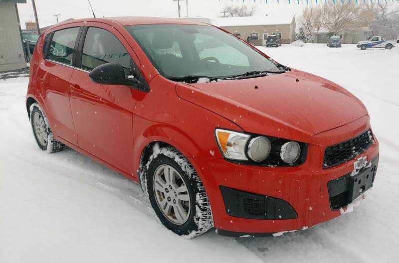 Chevrolet Sonic 2013 $5495.00 incacar.com