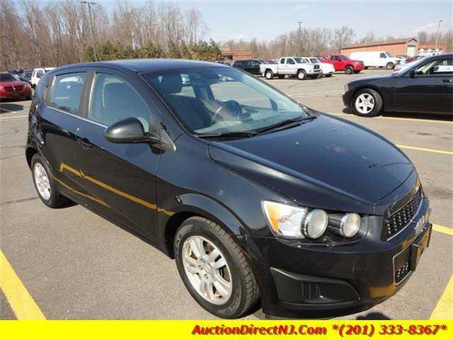 Chevrolet Sonic 2013 $3895.00 incacar.com