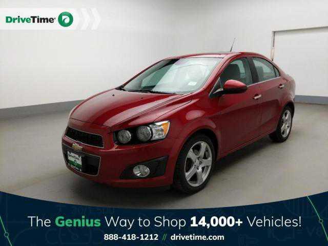 Chevrolet Sonic 2013 $8395.00 incacar.com