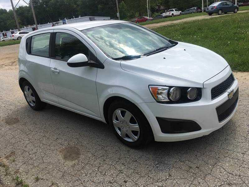 Chevrolet Sonic 2013 $4450.00 incacar.com