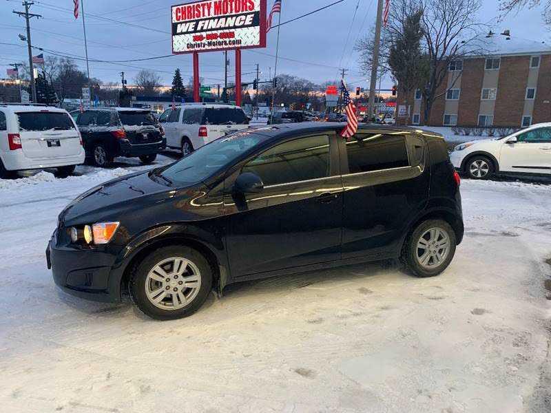 Chevrolet Sonic 2013 $7495.00 incacar.com