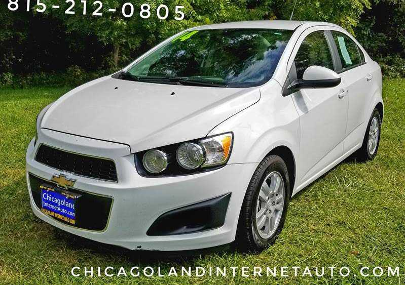 Chevrolet Sonic 2014 $5990.00 incacar.com